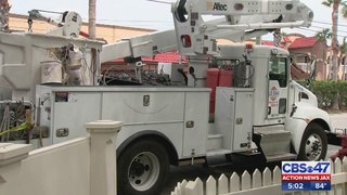 FPL promises full power restoration by Tuesday after Irma