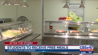 Free school lunches approved in Jacksonville until Oct. 20