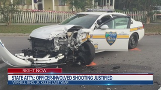 State attorney: Officer-involved shooting justified