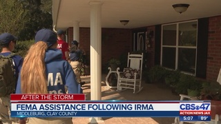 Jacksonville area residents included in historic FEMA registrations