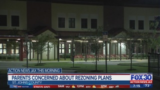 St. Johns County parents fight back against school rezoning proposal