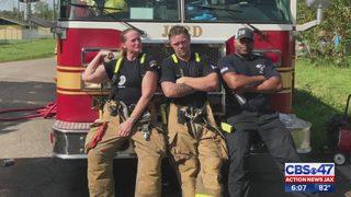 Jacksonville firefighter