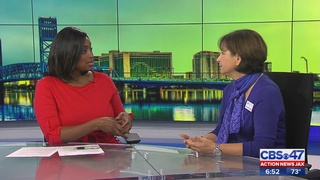 Action News Jax Sunday, September 24, 2017: Interview with Susan Edelman