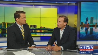 Action News Jax Sunday, September 24, 2017: Part 2 of One-on-One…