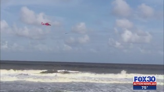 Fernandina Beach man drowns in rough surf