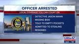 Jacksonville detective arrested for stealing $100 bill during drug bust
