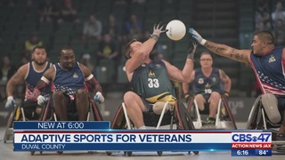 Adaptive sports helping to give Jacksonville-area disabled veterans new hope