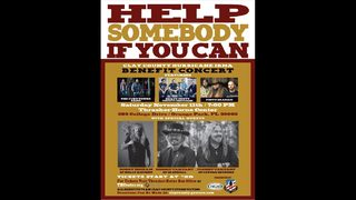 Help Somebody If You Can: Clay County Hurricane Irma Benefit Concert