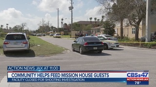 Community helps feed Mission House guests