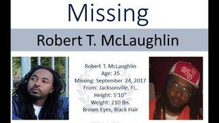 Jacksonville man reportedly missing for several weeks