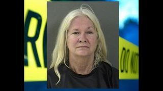 Florida woman parks car in middle of street, thinks it