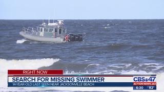 Boy, 14, goes missing in rough waters near Jacksonville Beach