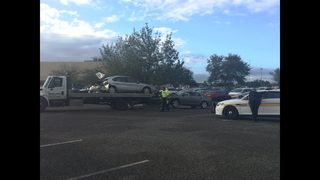 JSO: Man wrecks multiple cars trying to drive family to Regency