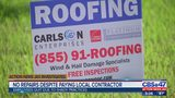 No repairs despite paying local roofing contractor
