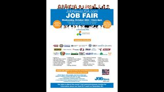 Preregister for JobNewsUSA.com job fair in Jacksonville