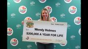 Wendy Holmes, 46,