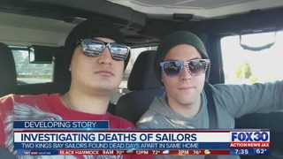 Investigation into deaths of two Kings Bay sailors