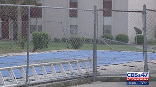 Safety concerns arise over local pool