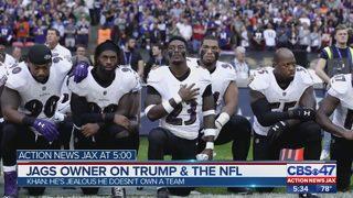 Khan on Trump & NFL
