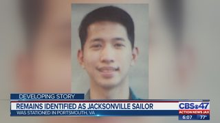 Remains found in Yosemite identified as missing sailor from Jacksonville