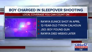 Boy arrested, charged with manslaughter in shooting death of…