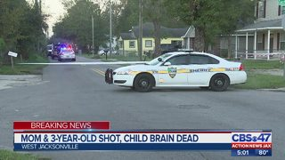 Family: Jacksonville man and mother of child shot in head were in…