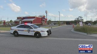 Jacksonville police investigating report of shots fired outside Zaxby