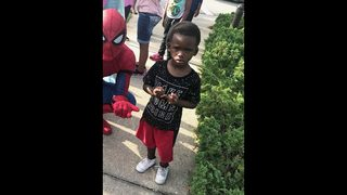 Jacksonville police search for missing 3-year-old
