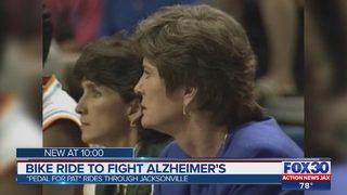 Bike ride to fight Alzheimer