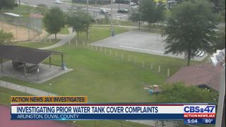 Investigating prior water tank cover complaints
