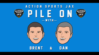 PILE ON PODCAST: March Madness brackets busted; Jaguars shake-ups