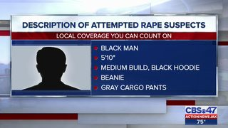 Search for attempted rapists