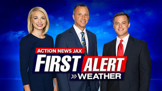 First Alert Forecast: Afternoon warm up with gusty winds