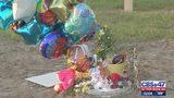 Memorial for Amari Harley grows