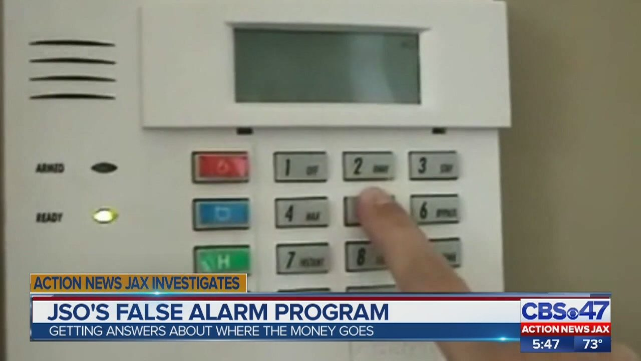 False House Alarms: The Price Jacksonville Homeowners Are Forced To Pay For  Safety   WJAX TV
