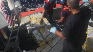 Mayport-based ship makes massive drug bust while on patrol