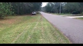 Driver in hit-and-run dies while fleeing officer in Fernandina Beach