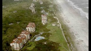 Beachfront golf course closes at Amelia Island