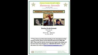 Nassau County authorities looking for two reported runaways