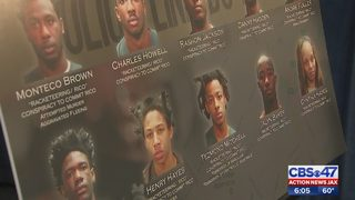 Jacksonville police arrest 10 Problem Child Entertainment gang members