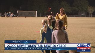 St. Johns County schools plan for growth