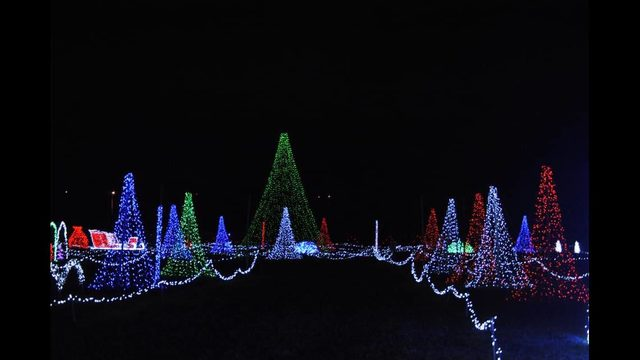 JACKSONVILLE CHRISTMAS LIGHTS: Map of the best places to see ...
