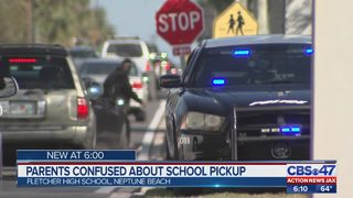 Neptune Beach school parents concerned over blocking bike lanes