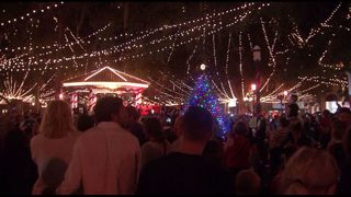 """List: Where to park for """"Nights of Lights"""" in St. Augustine"""