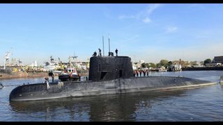 Jacksonville Navy plane crew joins search for missing submarine