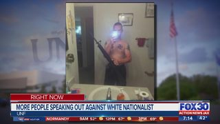 More groups speaking out against white nationalist at UNF