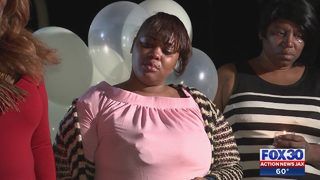 Mother talks about losing son in swing set accident