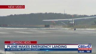 Rough emergency landing