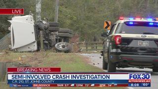 Fatal crash on County Road 210 in St. Johns County