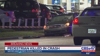 Jacksonville police: Man hit, killed by car on Atlantic Boulevard